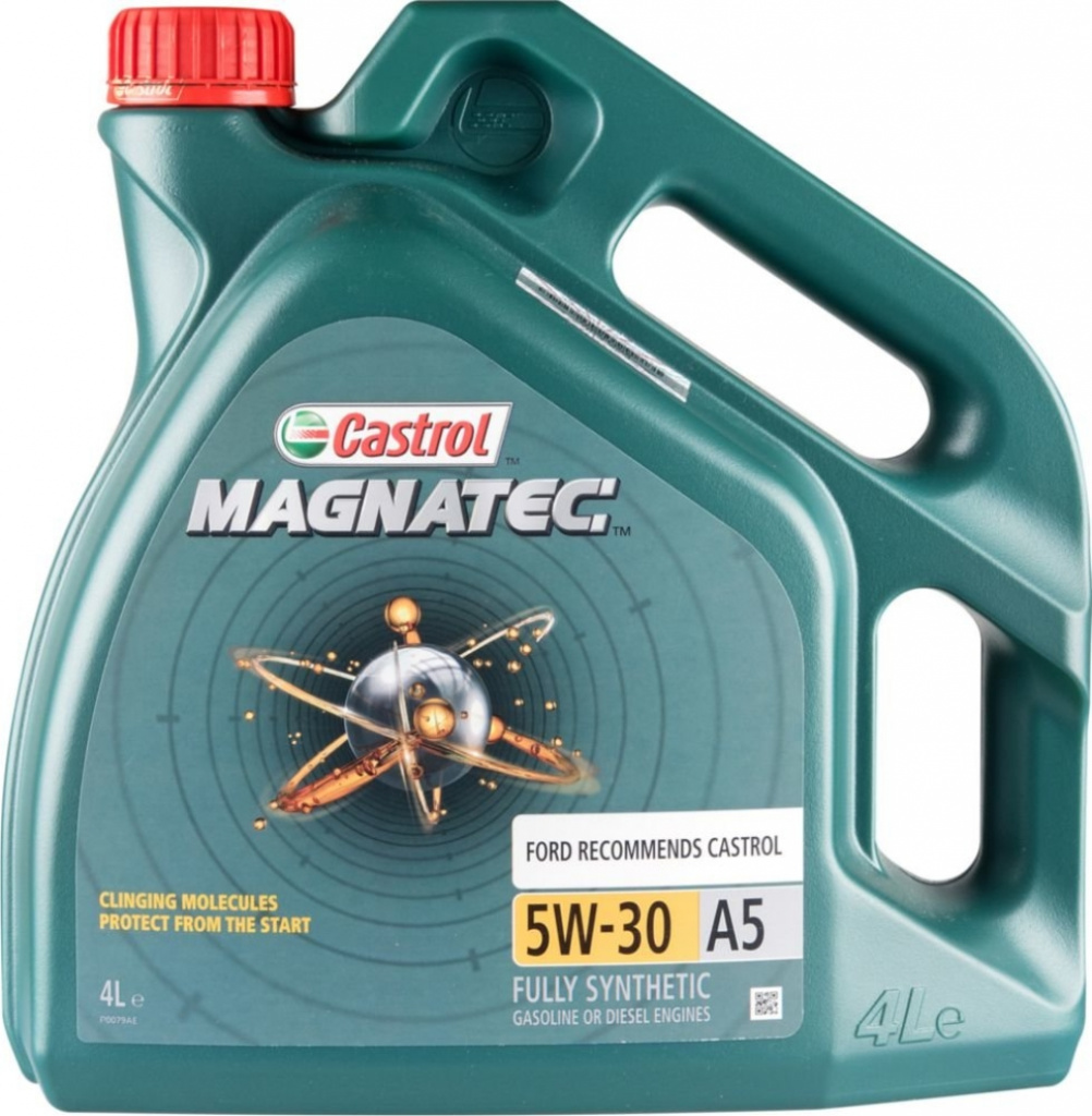 Castrol  Magnatec  5W30 A5  масло моторное  (4л)