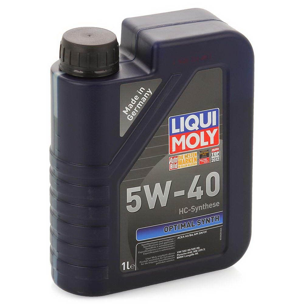 LiquiMoly  Optimal Synth  5W40 SN/CF A3/B4 HC-синтетика  (1л) 3925