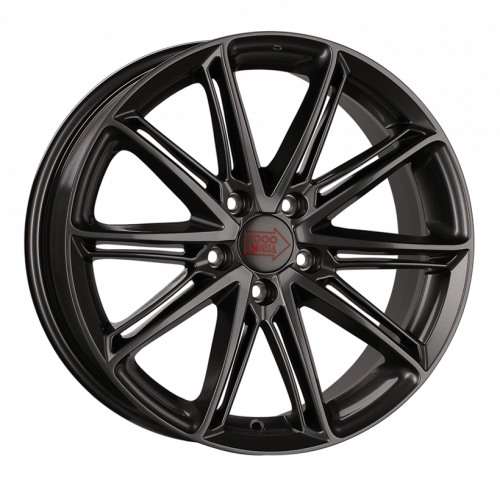 18x8  5x112 ET35 d.66,6  1000 MIGLIA  MM1007 Dark Anthr